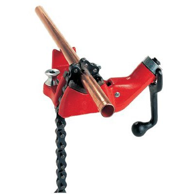 Ridgid® - Top Screw Bench Chain Vises