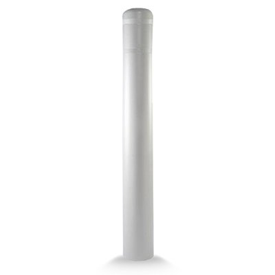 "Post Guard CL1385CC Grey Bollard Cover 5"" x 52"" No Tape"