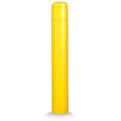 "Post Guard CL1386OO Yellow Bollard Cover 7"" x 72"" No Tape"