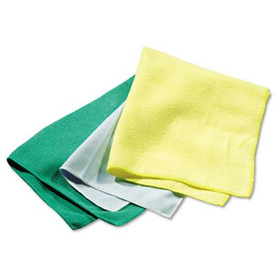 Rubbermaid® Commercial Microfiber Cleaning Cloths