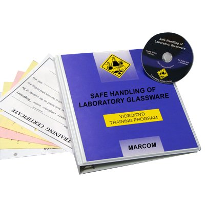 Safe Handling of Lab Glassware - Safety Training Videos