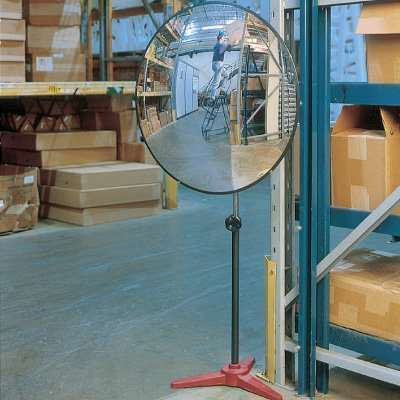 Safety Mirrors - Portable Convex