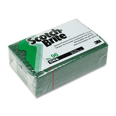 Scotch-Brite™ Commercial Scouring Pad MMM96CC