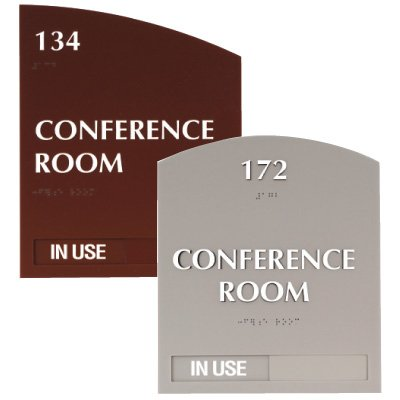 Evolution Semi-Custom Conference Room Signs