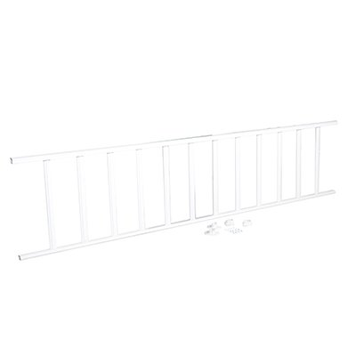Semi-Permanent Barrier Railing