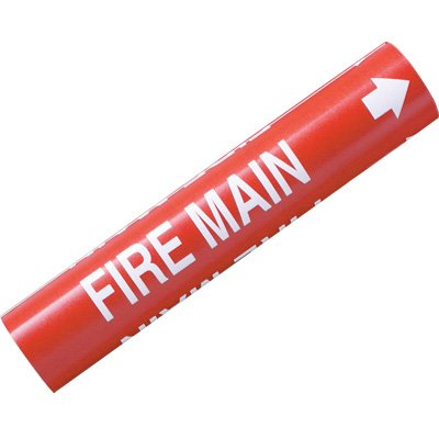 Setmark® Snap-Around Fire Protection Markers - Fire Water