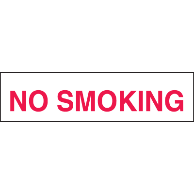 Setonsign® Value Packs - No Smoking