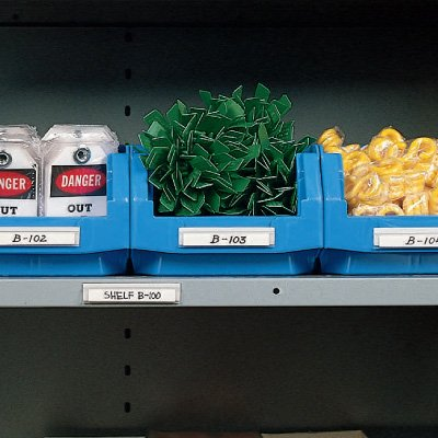 Shelf Labeling Holders