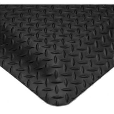 SMART Diamond-Plate Mat-Black