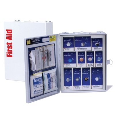 SmartCompliance™ Medium General Business First Aid Cabinet 90578