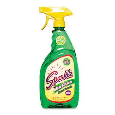 Sparkle Green Formula Glass Cleaner FUN30126
