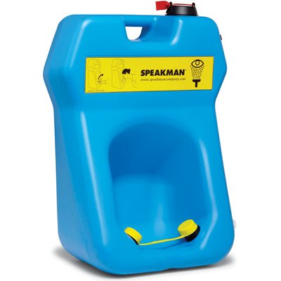 Speakman® GravityFlo® Portable Eyewash SE-4300