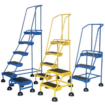 Spring Loaded Ladders