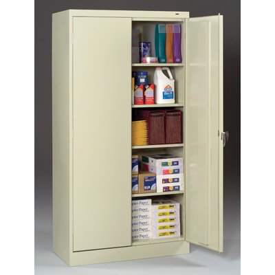 18-deep Tennsco Storage Cabinets
