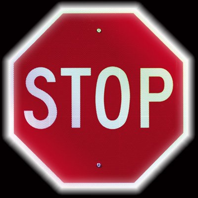 Stop Signs - High Intensity Reflective