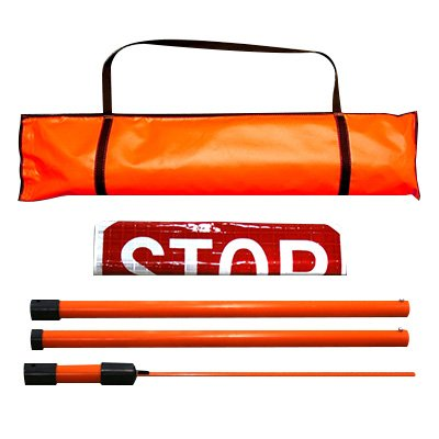 Stop/Slow Roll Up Traffic Directing Paddle Kits