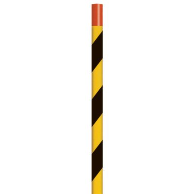 Striped Flexible In-Ground Guide Posts