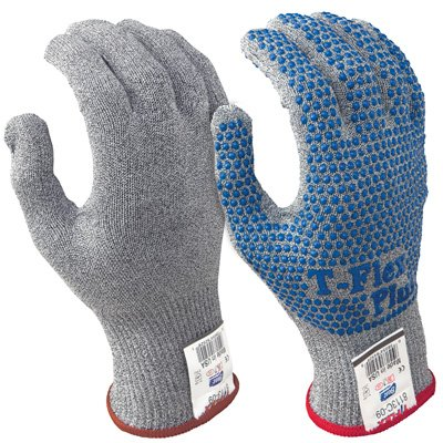 Showa T/Flex® Plus Cut-Resistant Ambidextrous Gloves
