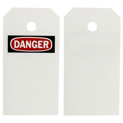 THT Printable Tags - Danger