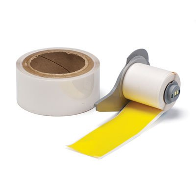 Brady M71-2000-483-YL-KT BMP71 Label - Yellow