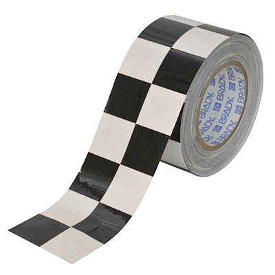 ToughStripe Floor Marking Tape - Checkered
