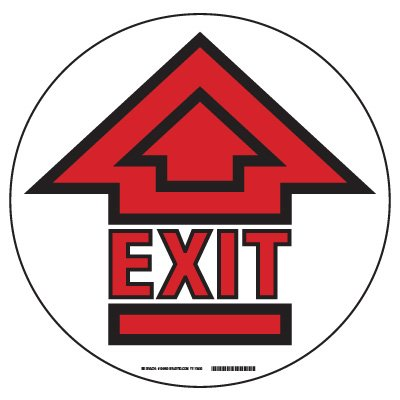 ToughStripe™ Floor Safety Signs