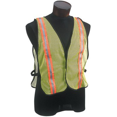 Occunomix Lightweight Traffic Control Vests LUX-XTTM