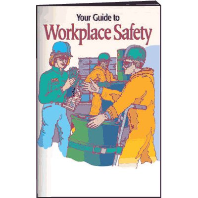 Workplace Safety Training Booklets
