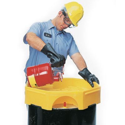 UltraTech Poly Drum Funnel