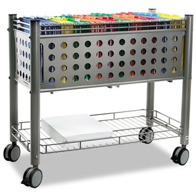 Advantus Vertiflex® Smartworx® File Cart VRTVF52000