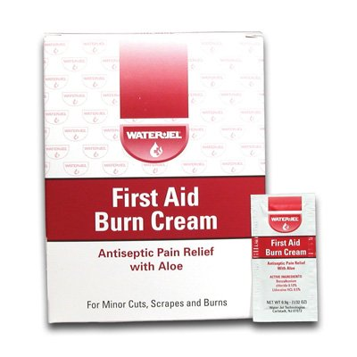 First Aid Only WATER-JEL® First Aid Burn Cream H343