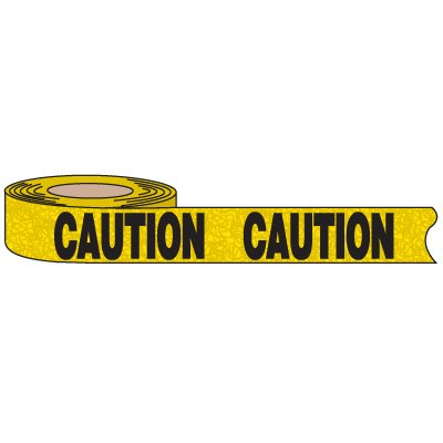 Waterproof Anti-Slip Tape - Caution