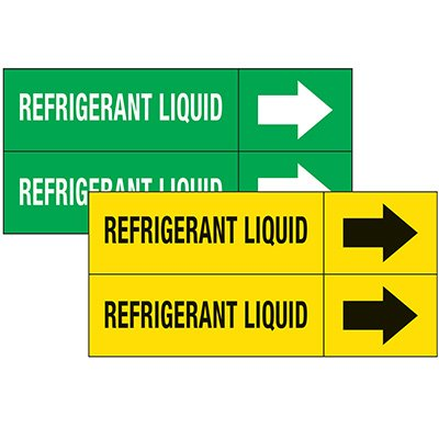 Weather-Code™ - Refrigerant Liquid