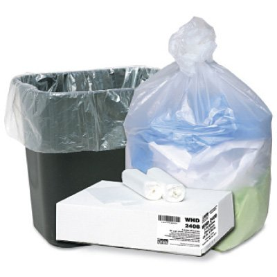 Webster Ultra Plus™ High Density Can Liners