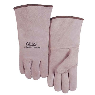 Weldas® General Purpose Wing Thumb Welding Gloves 10-2112L