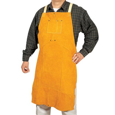 Weldas® Golden Brown Bib Apron