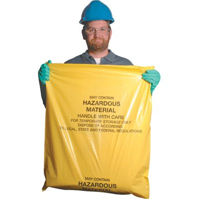 DAWG® Hazardous Material Waste Bags