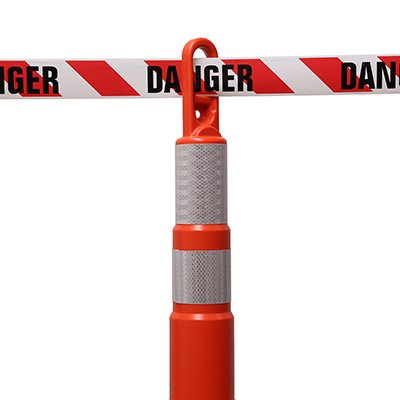 Heavy Duty Barricade Tape - Danger