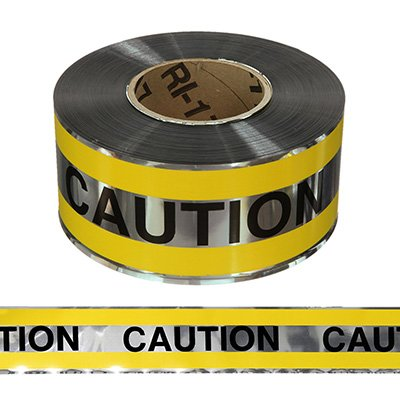 Reflective Barricade Tape -Caution