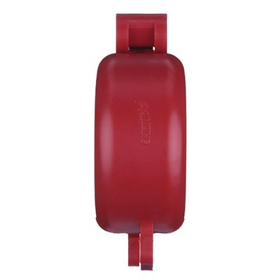 Brady SD02M Red Cylinder Tank Valve Lockout Device (46139)
