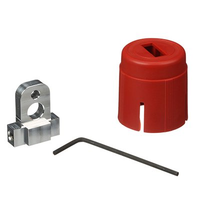 Brady Lockout for Miniature SMC Models AR2000 / NAR2000 - Part Number - 64539 - 1/Each