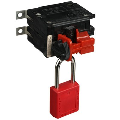 Universal Multi-Pole Circuit Breaker Lockout by Brady (66321)