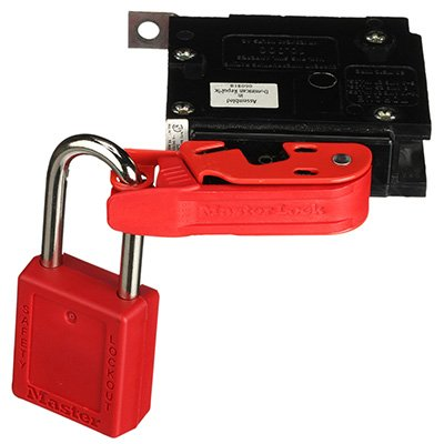 Master Lock Master Lock® Circuit Breaker Lockout - Single & Double Toggle 493B
