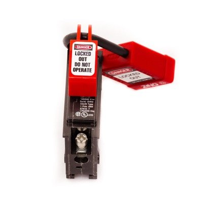 Zing® RecycLockout Single Breaker Lockout, Universal
