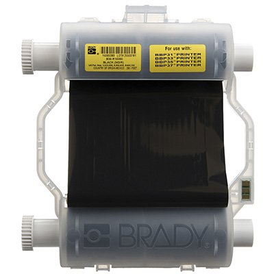 Brady B30-R10000 B30 Series Ribbon - Black