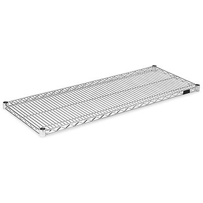 Additional Shelving for Chrome Wire Shelving