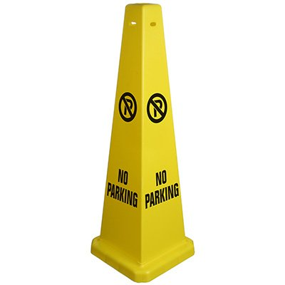 Safety Cone No Parking