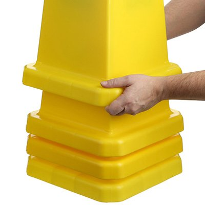 Safety Cone-Stop Sound 35Inches