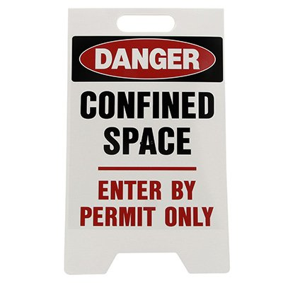 Confined Space Entry - Floor Stand