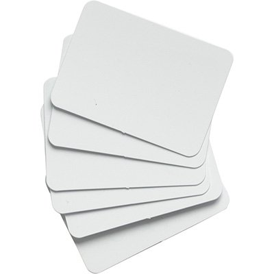 Blank Microtag Inserts